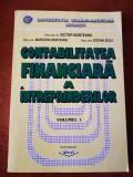 Contabilitate financiara a intreprinderilor, vol I, Victor Munteanu