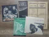 Eugen Ionescu/ lot 5 programe romanesti de teatru din perioada comunista