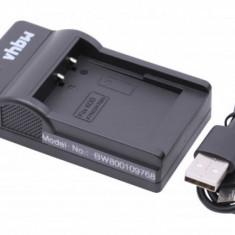 Vhbw micro usb-akku-ladegerät passend pentru kodak klic-7002, klic-7003 u.a., ,