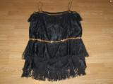 Costum carnaval serbare rochie dans balet pentru adulti marime L, Din imagine