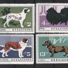 1964 BULGARIA-Caini-MNH, Nestampilat