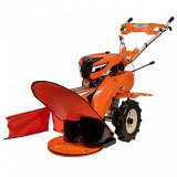 Utilaj multifunctional Ruris 7800CRT (motosapa + motocositoare), 7 CP, benzina, 3 viteze