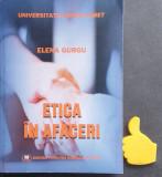 Etica in afaceri Elena Gurgu