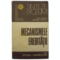Mecanismele ereditatii - Teofil Craciun