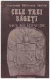 Cele trei sageti - saga balacenilor