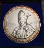 Vizita Papei Ioan Paul al II lea in Romania 7-9 mai