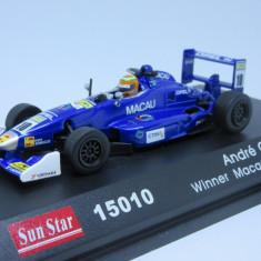 Macheta Dallara F300 Opel team SunStar 1:43