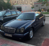 Merces Benz clasa E ,an de fabricatie  2000,berlina,benzina