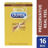 Cumpara ieftin Prezervative Durex Real Feel 16 buc