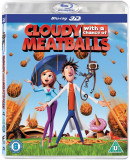Sta sa ploua cu chiftele / Cloudy with a Chance of Meatballs - BLU-RAY 3D+2D Mania Film