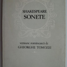 Sonete – William Shakespeare