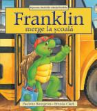 Franklin merge la școală