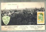 AD 46 C. P. VECHE -DIJON -PANORAMA - CONCURS FOTO+EXPOZITIE TIMBRE - 1911