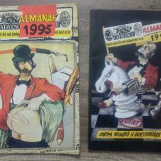 Lot 2 almanahuri Catavencu// 1995 si 1996