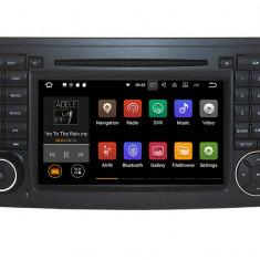 Navigatie Gps Android 9.0 Mercedes ML W164 , GL X164 ( 2005 - 2012) , 2GB RAM + 16GB ROM , Internet , 4G , Aplicatii , Waze , Wi Fi , Usb , Bluetoo