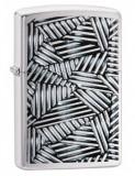 Cumpara ieftin Brichetă Zippo 29885 Mesmerizing Line Grid Design