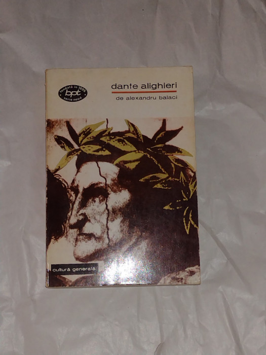 ALEXANDRU BALACI - DANTE ALIGHIERI