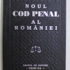 NOUL COD PENAL AL ROMANIEI , 1996