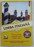 LIMBA ITALIANA - SIMPLU SI EFICIENT ED. a - II - a REVAZUTA de MIRELA AIOANE , DRAGOS COJOCARU , 2007 LIPSA CD*