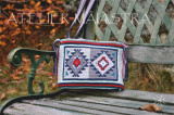 Cumpara ieftin Gentuțe crosetate manual, ornamentate cu motive populare (colectia traditional)