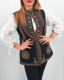 Cumpara ieftin Set Traditional Mama Tata fiica fiu Vesta Traditionala