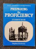 PREPARING FOR PROFICIENCY STUDENT'S BOOK - Andrews