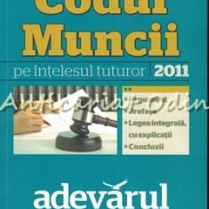 Codul Munciii Pe Intelesul Tuturor - Grigore Cartianu, Mariana Bechir
