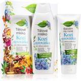 Bione Cosmetics Kozí Syrovátka set de cosmetice pentru femei