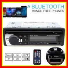 MP3 Player Casetofon Auto Bluetooth USB Radio Aux Telefon Telecomanda 60w