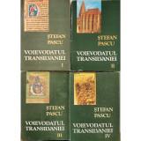 Voievodatul Transilvaniei / Stefan Pascu (4 volume) Editura Dacia