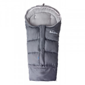 Sac de iarna 3 in 1 polar Gri