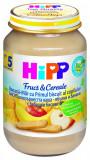 Gustare HiPP cu orez, mere si banane, 190 g