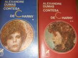 CONTESA DE CHARNY-ALEXANDRE DUMAS-2 VOL-1189 PG TD