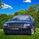Grila sport tuning fara emblema VW Passat B5.5 3BG crom NOU