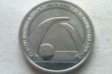 MONEDA 25 RUBLE 2019-RUSIA (Liberation of Leningrad)