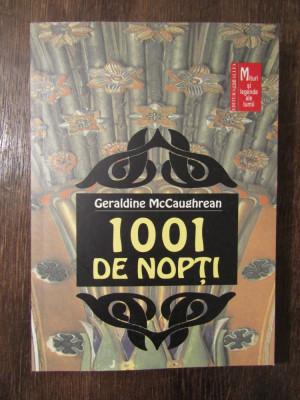 1001 DE NOPTI - GERALDINE McCAUGHREAN foto