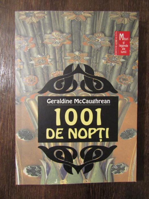 1001 DE NOPTI - GERALDINE McCAUGHREAN