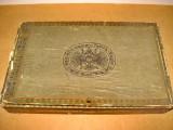 B471-I-Cutie veche Britanica Zigarren Tabak Regie, Kaiser-Konig-Ostereich.