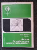 ANTENE DE UNDE SONORE PENTRU RADIOAMATORI - Iosif Remete