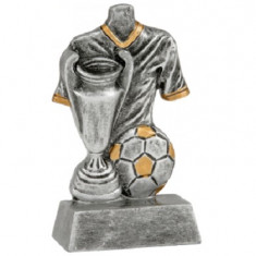 Figurina Fotbal din rasina, 11 cm