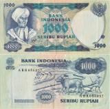 1975 , 1,000 rupiah ( P-113a ) - Indonezia