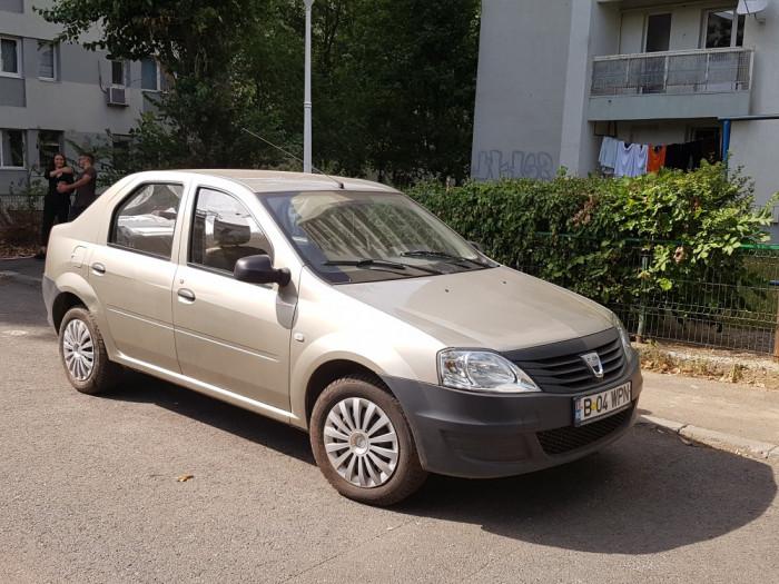Dacia Logan 1,4 L (2010)