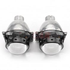 """SET Lupe far compatibile bi-xenon 3"""" inch cu D2S AL-140120-5"""