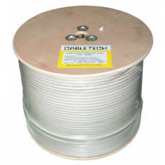 Cablu coaxial rg6u rola 305m