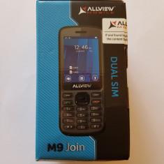Allview M9 Join dual SIM, functioneaza DIGI / Retea 3G 900/2100 MHz ( DIGI RDS ), Albastru, Neblocat, NU