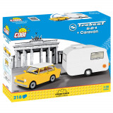 Cumpara ieftin Set de construit Cobi, Youngtimer Collection, Trabant 601 Universal Caravan (223