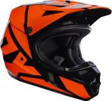 Casca Copii Atv/Cross Fox V1 Race culoare negru/portocaliu marime L Cod Produs: MX_NEW 17397009LAU