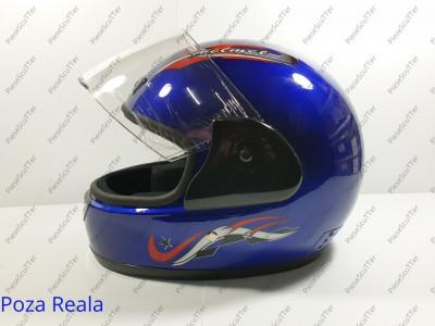 Casca Protectie Moto Scuter - ATV - L foto