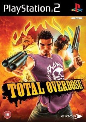 Joc PS2 Total Overdose foto
