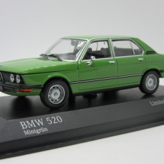Macheta BMW 520 Minichamps 1:43